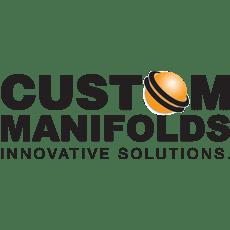 Custom Manifolds Logo