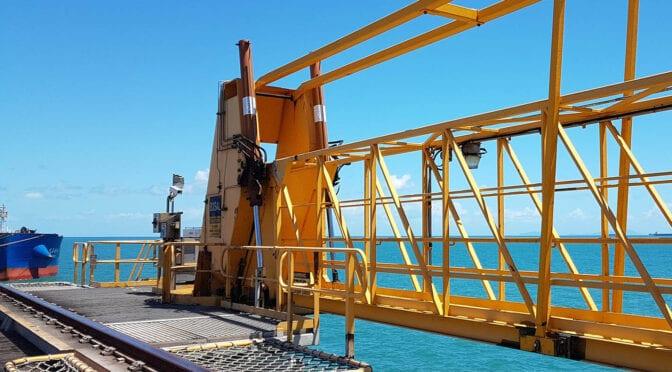 Ship Access Ladder