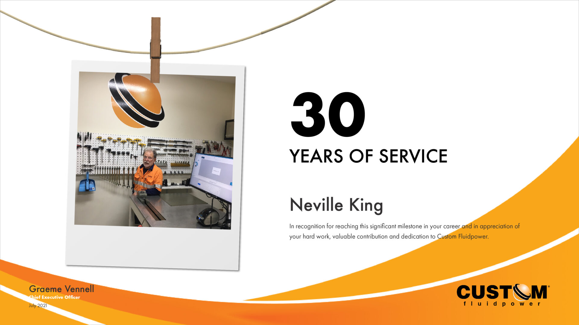 Neville King Custom Fluidpower