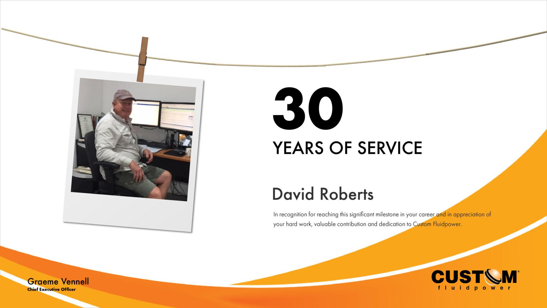 David Roberts - Custom Fluidpower